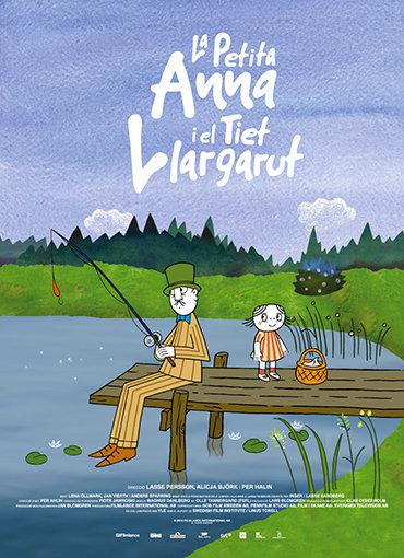 La petita Anna i el Tiet Llargarut