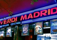 Cines Verdi - Madrid
