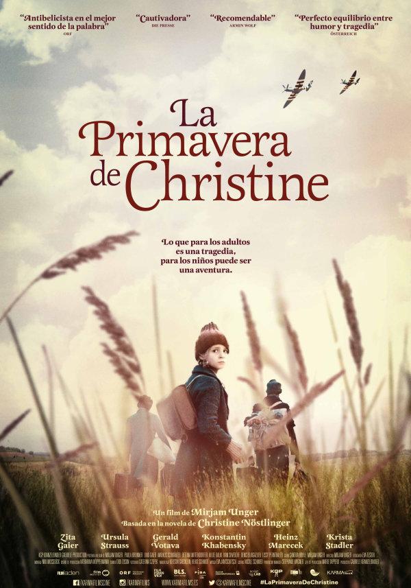La primavera de Christine