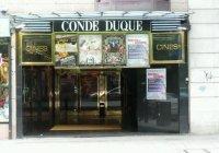 Cines Conde Duque Verdi Alberto Aguilera