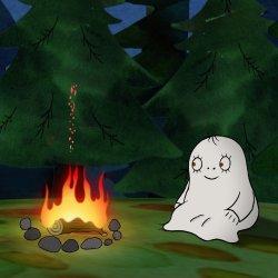 * Laban, el petit fantasma