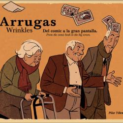 Artbook 'Arrugas'