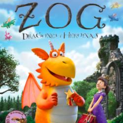 Zog, dragones y heroínas - Ficha de actividades