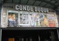 Cines Conde Duque Goya