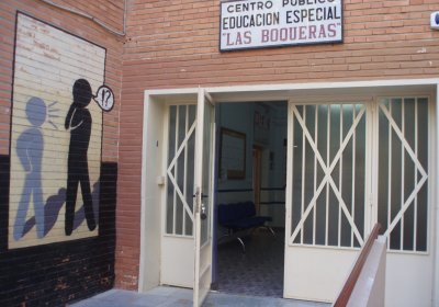 """CEE para niños autistas """"Las Boqueras"""""""
