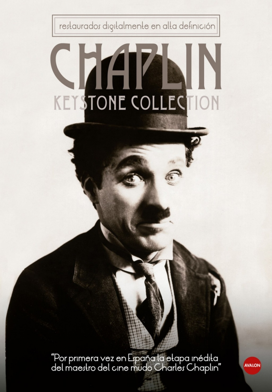 Chaplin Keystone Collection - Volumen 1