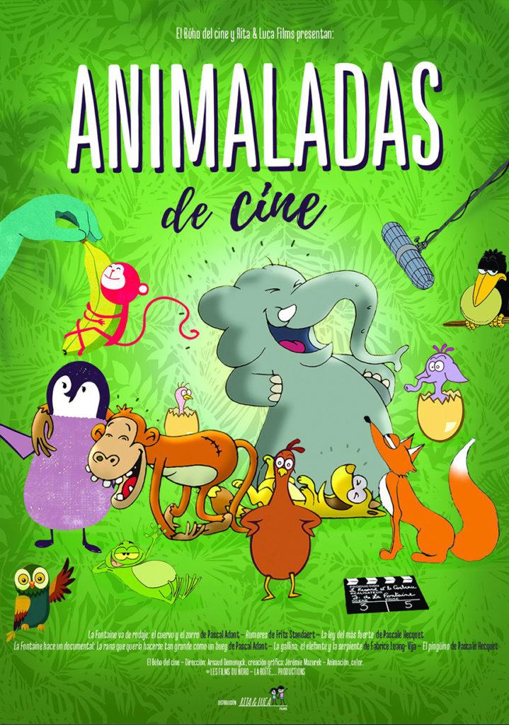 Animaladas de cine
