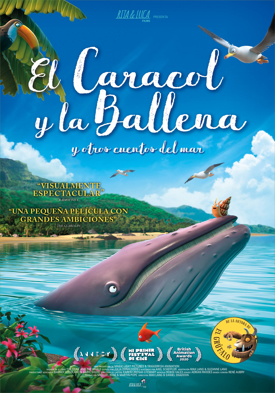 El Caracol y la Ballena y otros cuentos del mar ⭒