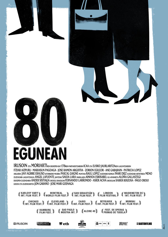 En 80 días (80 egunean) ⭒